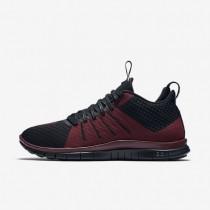 Nike F.C. Free Hypervenom 2 Black/Team Red/Metallic Gold/Team Red Mens Shoes