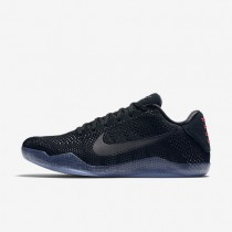 Nike Kobe XI Elite Black/Black/Black Mens Basketball Shoes