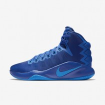 Nike Hyperdunk 2016 Game Royal/Black/Photo Blue Mens Basketball Shoes