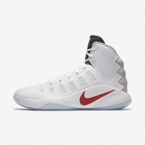 Nike Hyperdunk 2016 White/Dark Obsidian/Dark Obsidian Mens Basketball Shoes