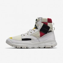 Nike SFB 15cm approx. Leather Off-White/Black Mens boot Shoes