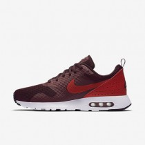 Nike Air Max Tavas Night Maroon/Black/White/Gym Red Mens Shoes