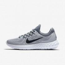 Nike Lunar Skyelux Wolf Grey/Cool Grey/White/Black Mens Running Shoes