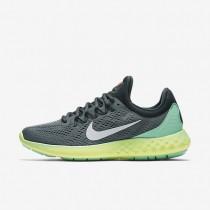 Nike Lunar Skyelux Hasta/Seaweed/Green Glow/White Mens Running Shoes