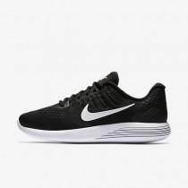 Nike LunarGlide 8 Black/Anthracite/White Mens Running Shoes