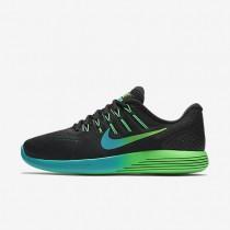 Nike LunarGlide 8 Black/Rio Teal/Clear Jade/Multi-Colour Mens Running Shoes