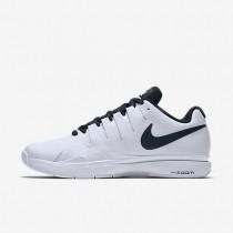 Nike Court Zoom Vapor 9.5 Tour Carpet White/Black Mens Tennis Shoes