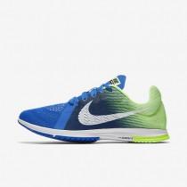 Nike Zoom Streak LT 3 Hyper Cobalt/Coastal Blue/Ghost Green/White unisex Running Shoes