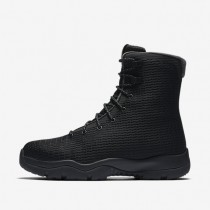 Jordan Future Black/Dark Grey/Black Mens boot Shoes