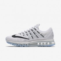 Nike Air Max 2016 Summit White/White/Black Mens Running Shoes