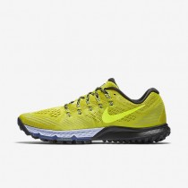 Nike Air Zoom Terra Kiger 3 Bright Cactus/Black/Dark Purple Dust/Volt Mens Running Shoes