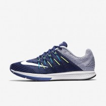 Nike Air Zoom Elite 8 Loyal Blue/Palest Purple/Dark Purple Dust/White Mens Running Shoes