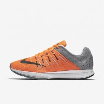 Nike Air Zoom Elite 8 Total Orange/Team Orange/Wolf Grey/Black Mens Running Shoes
