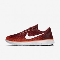 Nike Free RN Distance Team Red Mens Running Shoes