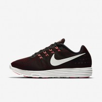 Nike LunarTempo 2 Black/University Red/Bright Mango/Summit White Mens Running Shoes