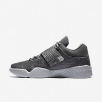 Jordan J23 Dark Grey/Wolf Grey/Metallic Silver Mens Shoes