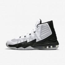 Nike Air Max Audacity 2016 White/Black/Wolf Grey/Reflect Silver Mens Basketball Shoes