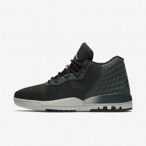 Jordan Academy Grove Green/Light Bone/Black Mens Shoes
