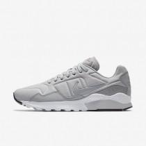 Nike Air Zoom Pegasus 92 Premium Neutral Grey/White/Black/Neutral Grey Mens Shoes