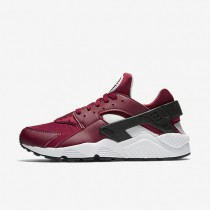 Nike Air Huarache Team Red/Pure Platinum/White/Black Mens Shoes