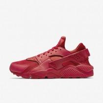 Nike Air Huarache Varsity Red/Varsity Red/Varsity Red Mens Shoes