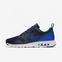 Nike Air Max Tavas Obsidian/Black/White/Hyper Cobalt Mens Shoes