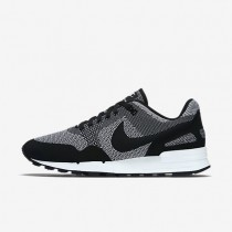 Nike Air Pegasus 89 Jacquard Black/White/Off-White/Black Mens Shoes