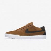 Nike SB Bruin Hyperfeel Hazelnut/White/Black Mens Skateboarding Shoes