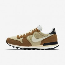 Nike Internationalist Vegas Gold/Rocky Tan/Black/Sail Mens Shoes