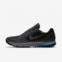 Nike Air Zoom Wildhorse 3 GTX Black/Photo Blue/Wolf Grey/Dark Grey Mens Running Shoes