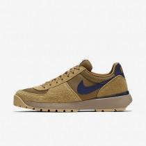 Nike Lavadome Ultra Metallic Gold/Golden Beige/Khaki/Midnight Navy Mens Shoes