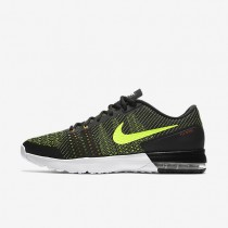Nike Air Max Typha Black/Total Orange/White/Volt Mens Training Shoes