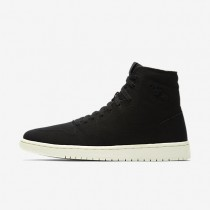 Nike Air Jordan 1 Retro High Decon Black/Sail/Black Mens Shoes