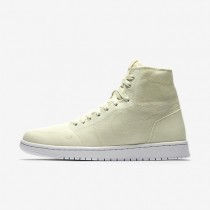 Nike Air Jordan 1 Retro High Decon Natural/White/Natural Mens Shoes
