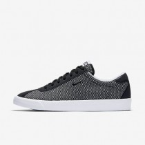 Nike Match Classic Jacquard White/Reflect Silver/Black Mens Shoes