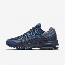 Nike Air Max 95 Ultra SE Coastal Blue/Blue Graphite/Obsidian/Blue Lagoon Mens Shoes