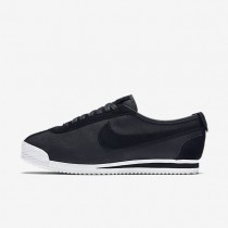 Nike Cortez '72 Black/Metallic Pewter/White/Black Mens Shoes