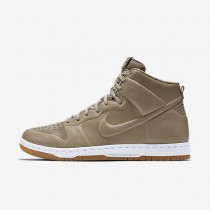 Nike Dunk Ultra Craft Khaki/White/Gum Light Brown/Khaki Mens Shoes