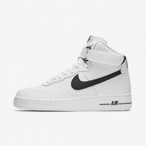 Nike Air Force 1 High 07 White/Black Mens Shoes
