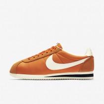Nike Classic Cortez Nylon AW Clay Orange/Black/Sail Mens Shoes