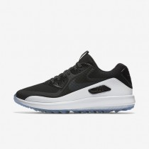 Nike Air Zoom 90 IT Black/White/Volt/Anthracite Mens Golf Shoes