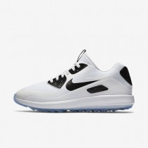 Nike Air Zoom 90 IT White/Volt/Black Mens Golf Shoes