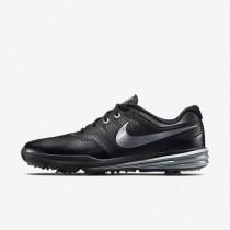 Nike Lunar Command Black/Cool Grey/Metallic Cool Grey Mens Golf Shoes