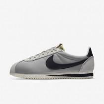 Nike Classic Cortez Nylon AW Matte Silver/Sail/Black Mens Shoes