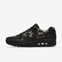 Nike Air Max 1 Pendleton QS Black/Stratus Blue/Ale Brown/Black Mens Shoes