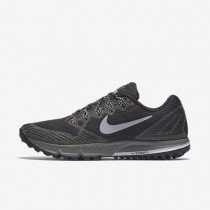 Nike Air Zoom Wildhorse 3 Black/Wolf Grey/Cool Grey/Dark Grey Mens Running Shoes
