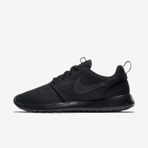 Nike Roshe One Black/Black Mens Shoes