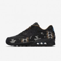 Nike Air Max 90 Pendleton QS Black/Stratus Blue/Ale Brown/Black Mens Shoes
