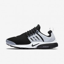 Nike Air Presto Black/White/Neutral Grey/Black Mens Shoes