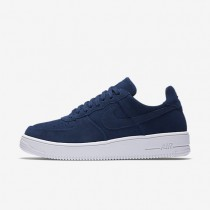 Nike Air Force 1 UltraForce Coastal Blue/White Mens Shoes
